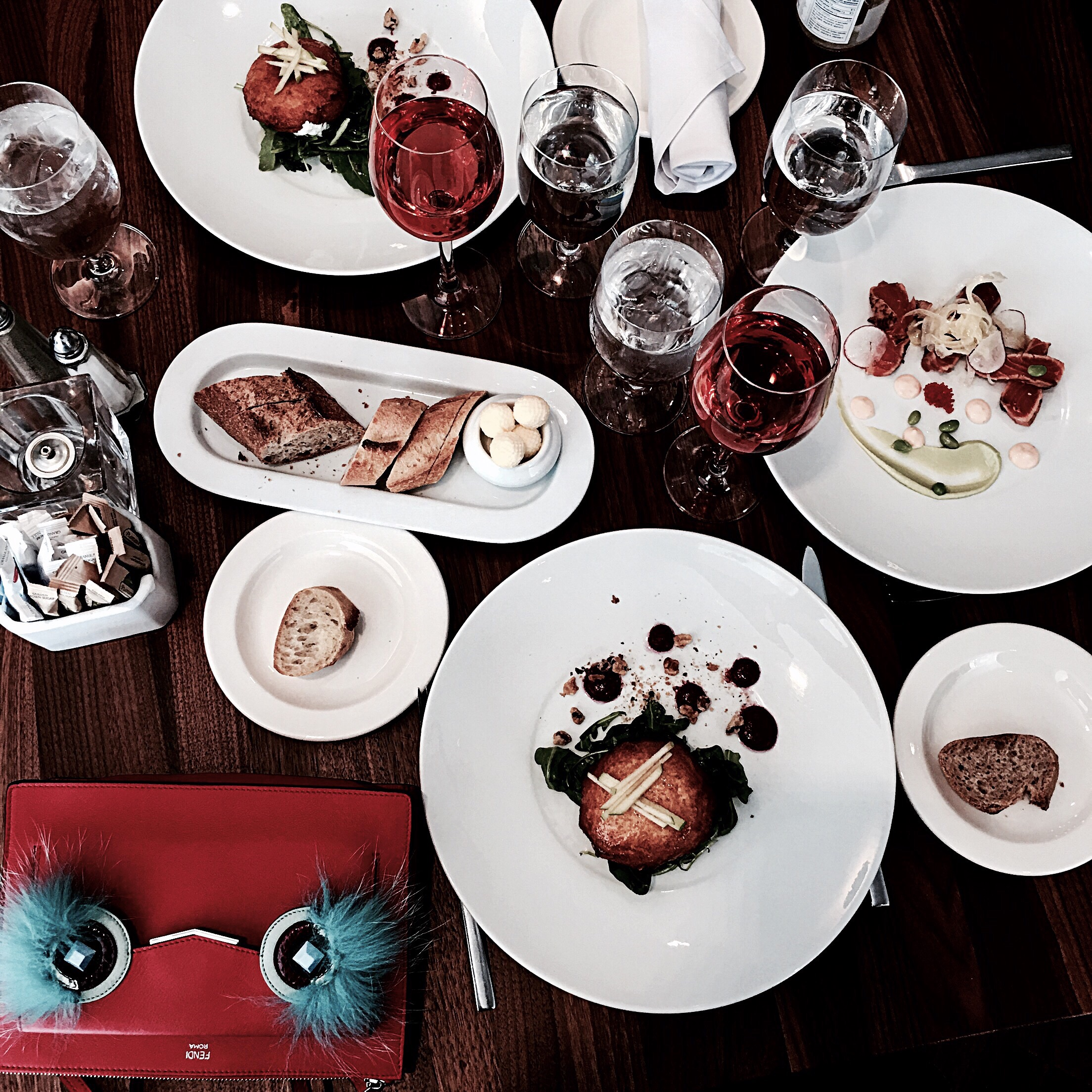 Sunday brunch at le Kube: tried & true