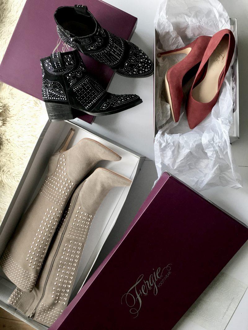 Fergie footwear & the casual bootie