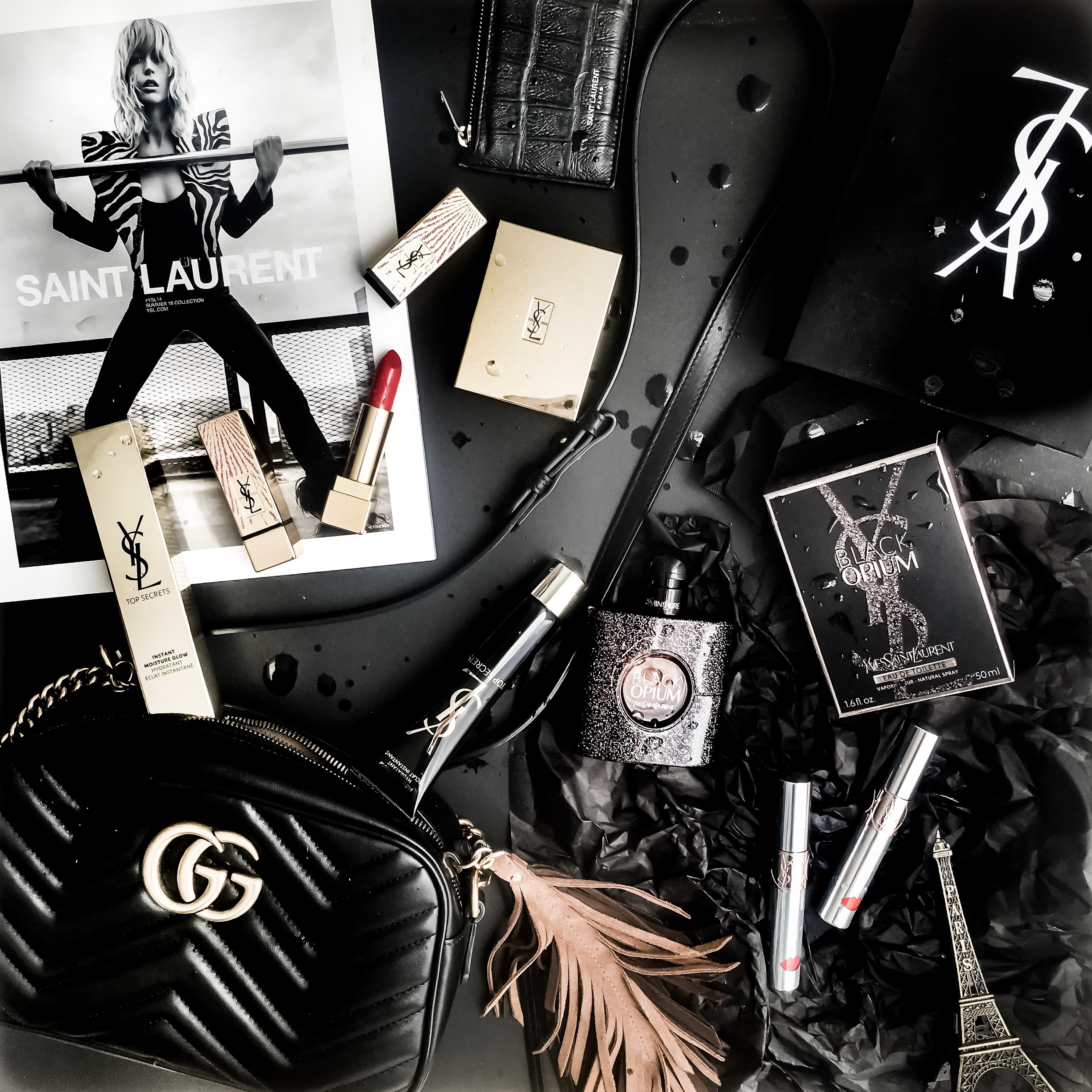 YSL: THE GIFT OF BEAUTY SHE CAN'T RESIST