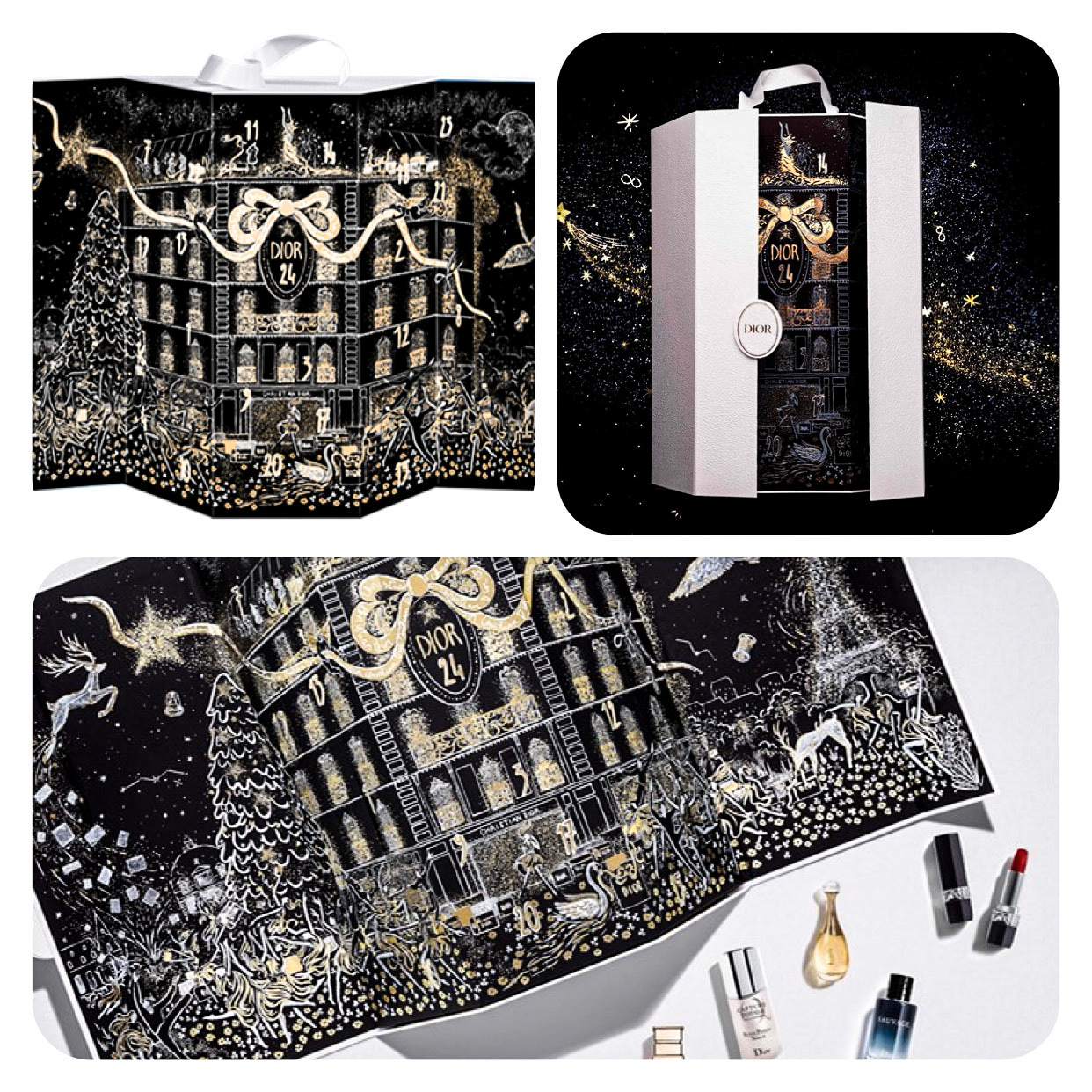 Swoon-worthy 2020 Holiday gift guide from DIOR
