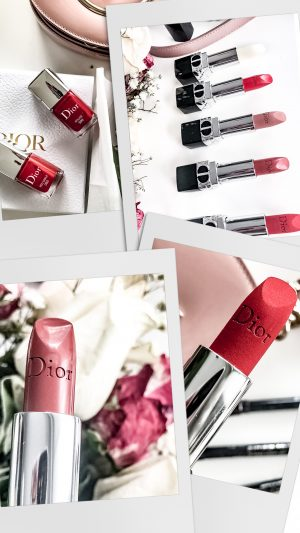 New Rouge Dior, more couture than ever!